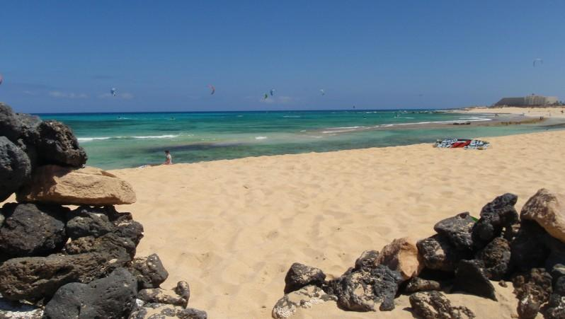 Wind report Flag Beach - Fuerteventura - Espagne (ES) 2010-05-07 11:00:00
