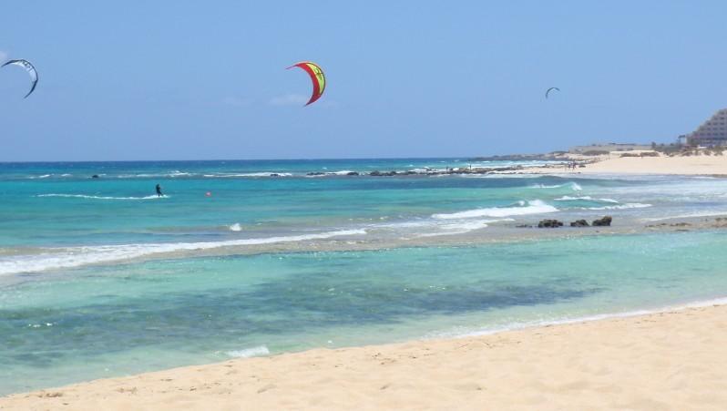 Wind report Flag Beach - Fuerteventura - Espagne (ES) 2010-05-07 11:00:00