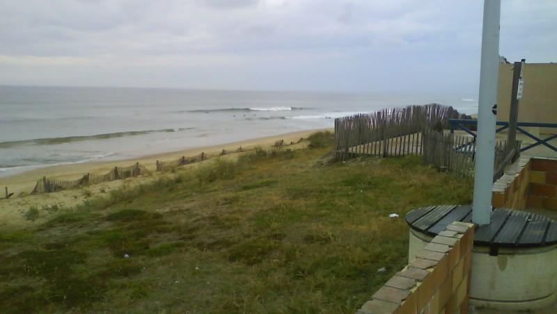 Surf report Lacanau Océan - La Nord - France (33) 2010-05-09 15:00:00