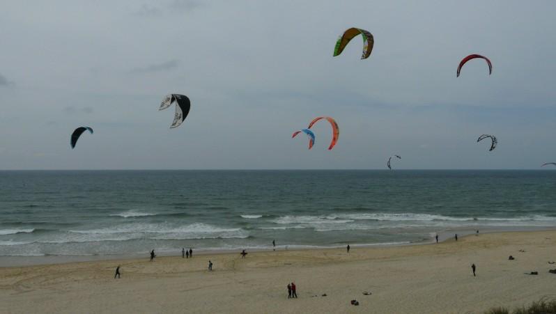 Wind report Biscarrosse Plage - France (40) 2010-05-13 16:00:00