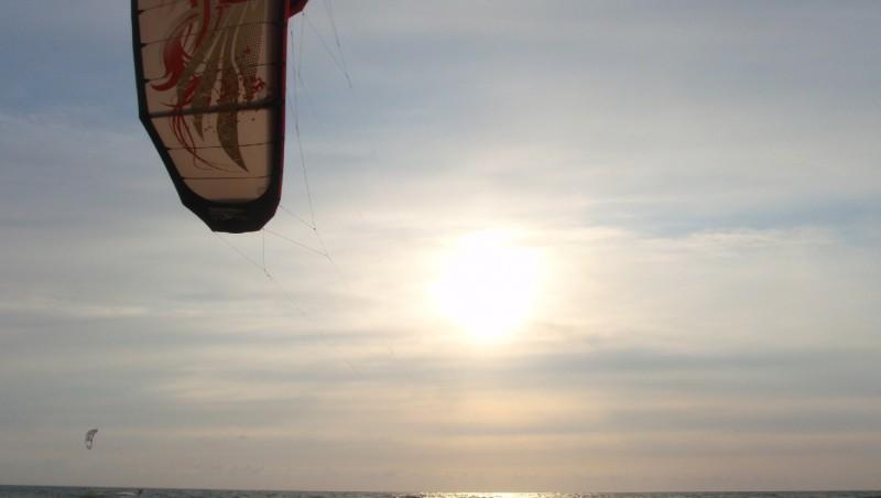 Wind report Biscarrosse Plage - France (40) 2010-05-13 15:00:00