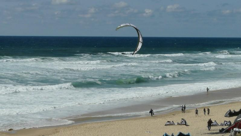 Wind report Biscarrosse Plage - France (40) 2010-05-15 17:00:00