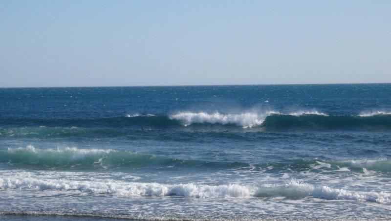 Surf report Sausset les Pins - Plage du Port - France (13) 2010-05-17 17:00:00