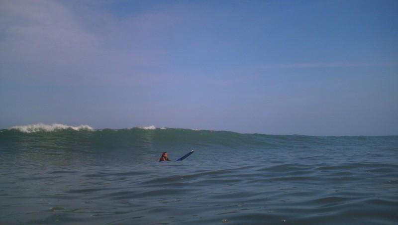 Surf report Soulac sur Mer - France (33) 2010-05-18 09:00:00