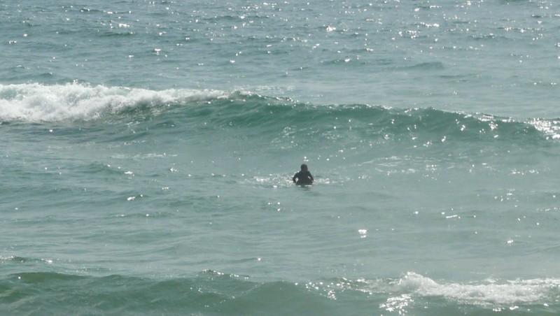 Surf report Capbreton - La Centrale - France (40) 2010-05-15 17:00:00