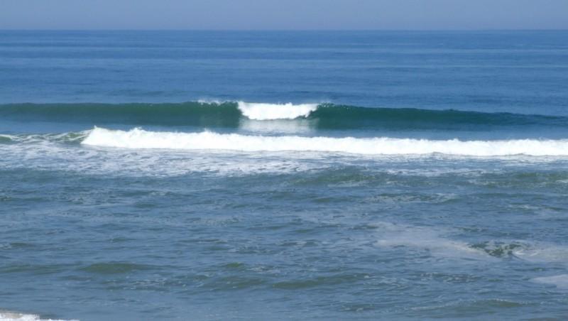 Surf report Soulac sur Mer - France (33) 2010-05-20 09:00:00