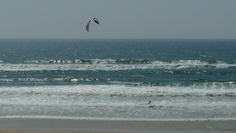 Wind report Biscarrosse Plage - France (40) 2010-05-19 17:00:00