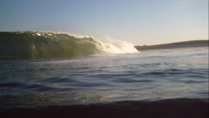 Surf report Le Truc vert - France (33) 2010-05-22 07:00:00