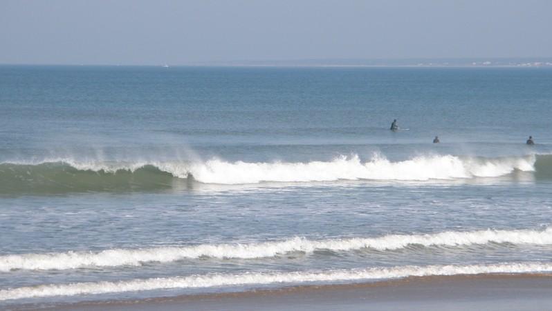 Surf report La Térrière - France (85) 2010-05-22 09:00:00