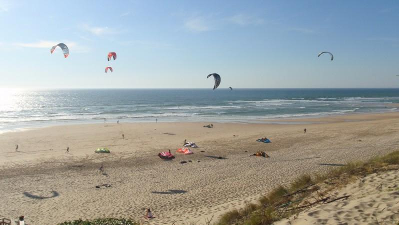 Wind report Biscarrosse Plage - France (40) 2010-05-21 19:00:00