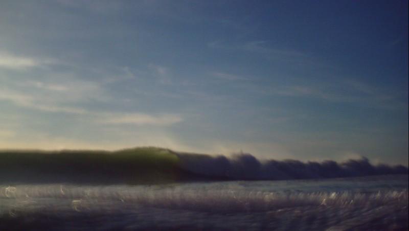 Surf report Le Truc vert - France (33) 2010-05-22 19:00:00