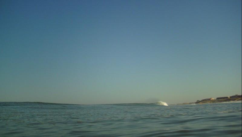 Surf report Le Truc vert - France (33) 2010-05-23 09:00:00