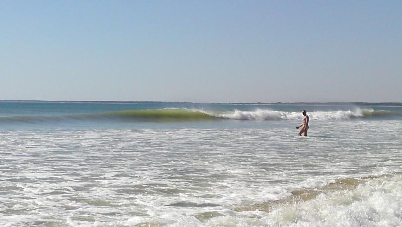 Surf report La Térrière - France (85) 2010-05-23 12:00:00