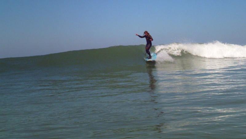 Surf report Soulac sur Mer - France (33) 2010-05-23 09:00:00