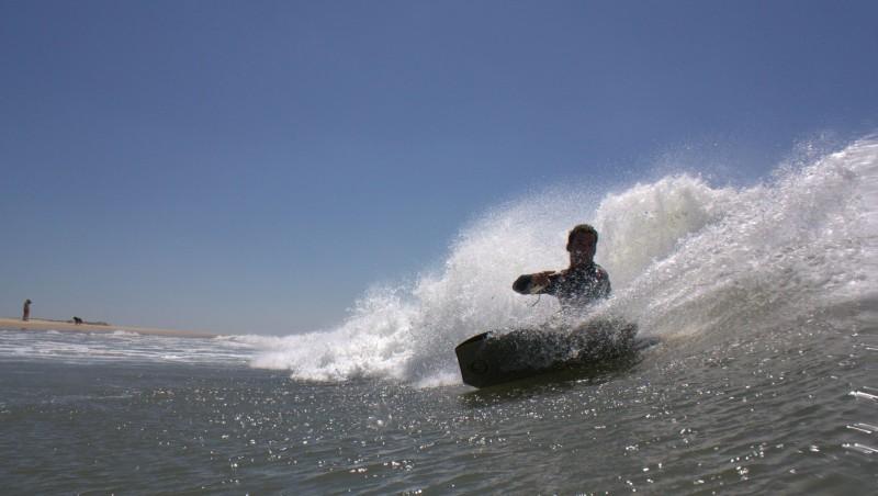Surf report La Palmyre - Bonne-Anse - France (17) 2010-05-23 12:00:00
