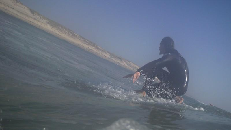 Surf report Carcans Océan - France (33) 2010-05-23 17:00:00