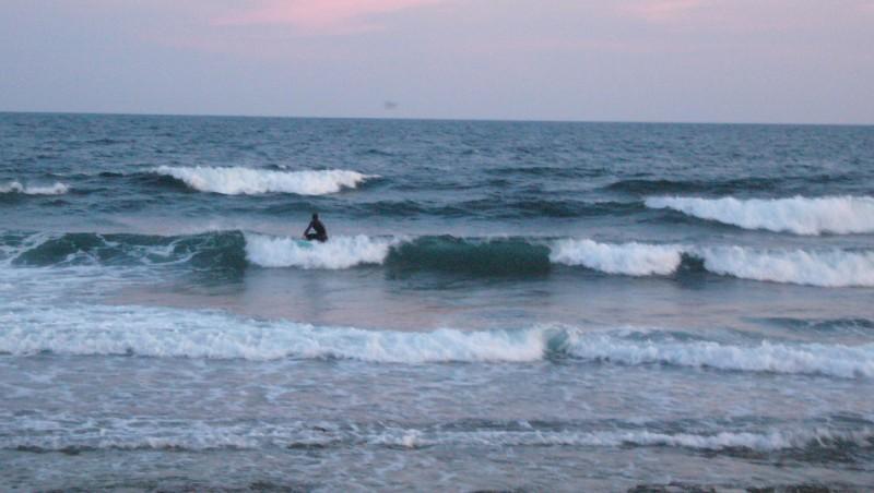 Surf report Sausset-les-Pins - L'Hermitage - France (13) 2010-05-25 18:00:00