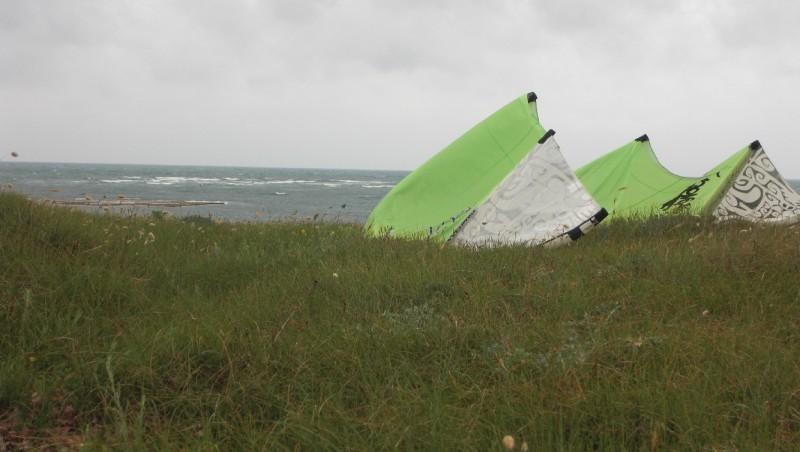 Wind report Les Huttes - Trois Pierres - France (17) 2010-05-30 09:00:00