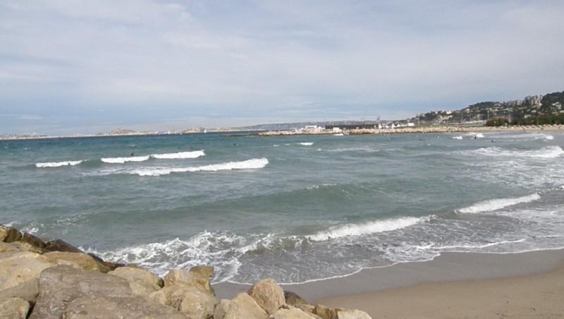 Surf report Le Prado - France (13) 2010-05-30 08:00:00