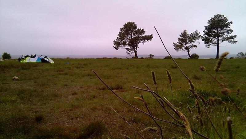 Wind report Lacanau Lac - France (33) 2010-05-30 14:00:00