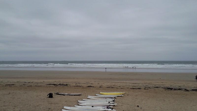 Surf report Penthièvre - France (56) 2010-06-01 15:00:00