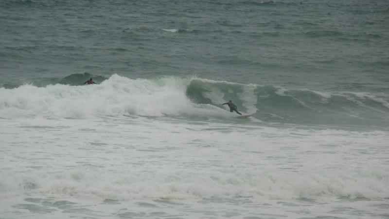 Surf report Lacanau Océan - La Nord - France (33) 2010-06-01 18:00:00