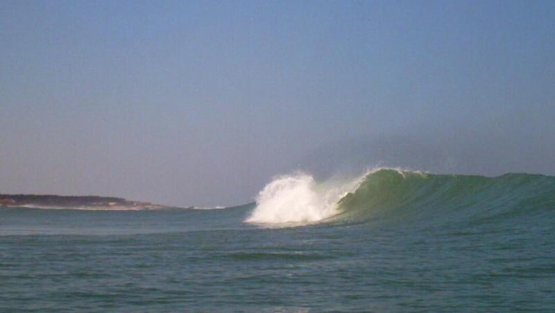 Surf report Soulac sur Mer - France (33) 2010-06-03 10:00:00