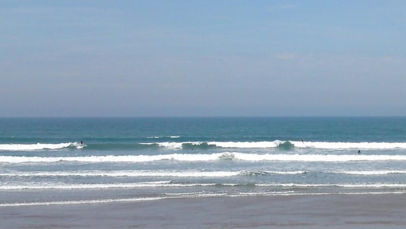 Surf report Grand Village - France (17) 2010-06-05 09:00:00