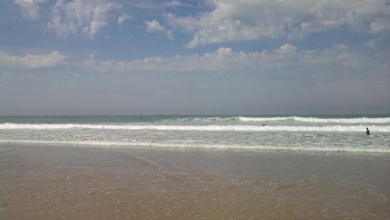 Surf report La Gachère - France (85) 2010-06-05 12:00:00