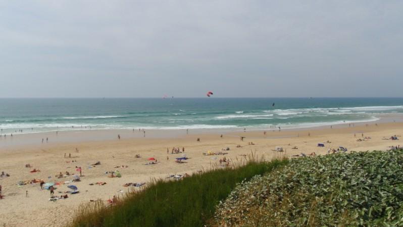 Wind report Biscarrosse Plage - France (40) 2010-06-05 16:00:00