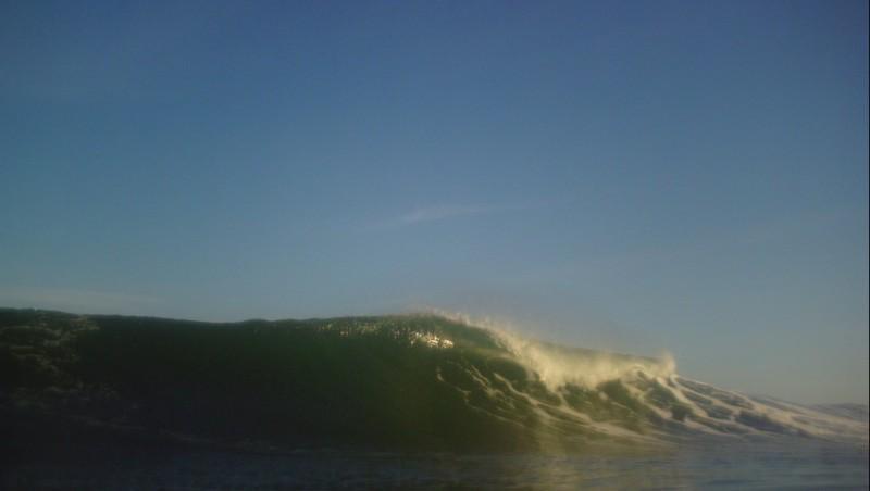 Surf report Lacanau Océan - La Nord - France (33) 2010-06-07 06:00:00