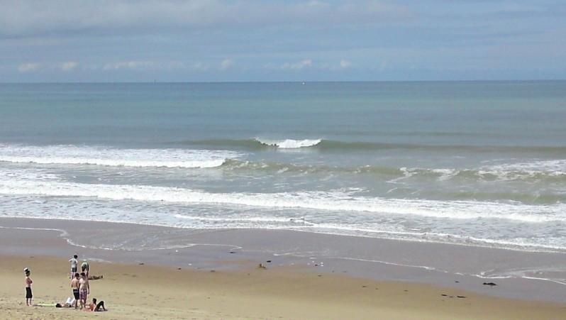 Surf report La Térrière - France (85) 2010-06-09 09:00:00