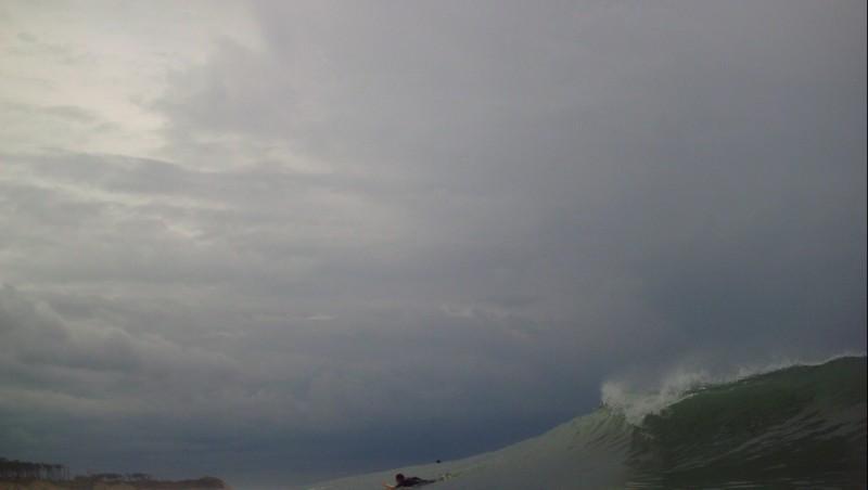 Surf report Soulac - L'Amélie - France (33) 2010-06-09 19:00:00