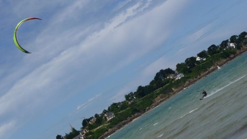 Wind report Baie des Ebihens - France (22) 2010-06-06 11:00:00