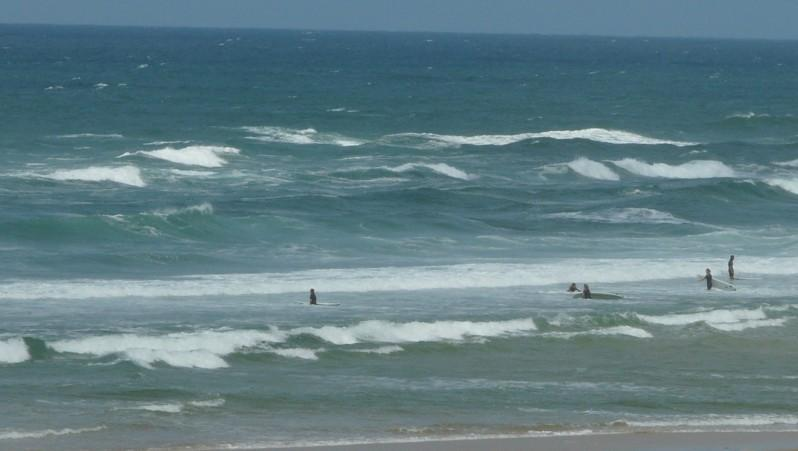 Wind report Mimizan - Plage Garluche - France (40) 2010-06-12 15:00:00