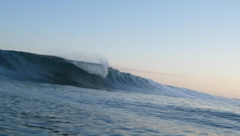 Surf report Lacanau Océan - La Nord - France (33) 2010-06-15 06:00:00