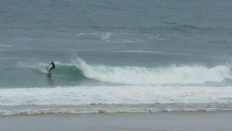 Surf report Lacanau Océan - La Nord - France (33) 2010-06-15 14:00:00