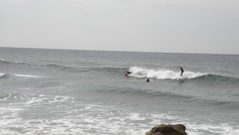 Surf report Sausset les Pins - Plage du Port - France (13) 2010-06-19 09:00:00