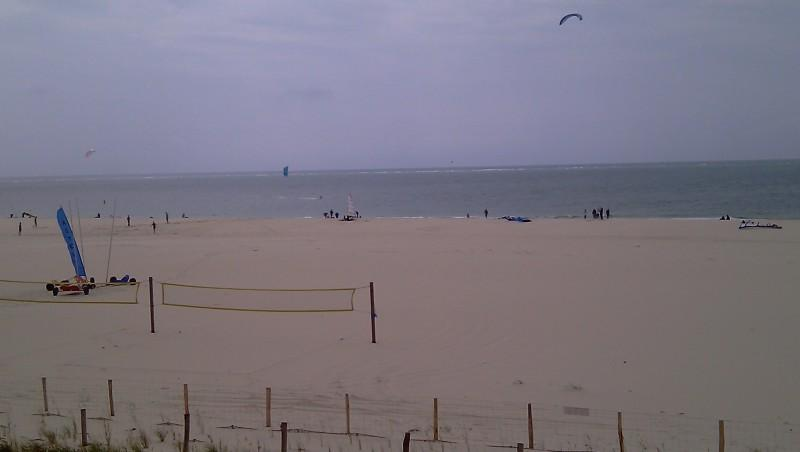 Wind report La Lagune - France (33) 2010-06-19 16:00:00
