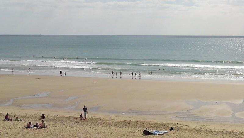 Surf report La Térrière - France (85) 2010-06-20 15:00:00