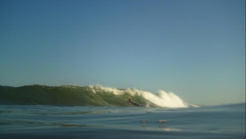 Surf report Lacanau Océan - La Nord - France (33) 2010-06-20 08:00:00