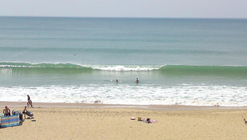 Surf report La Térrière - France (85) 2010-06-23 14:00:00