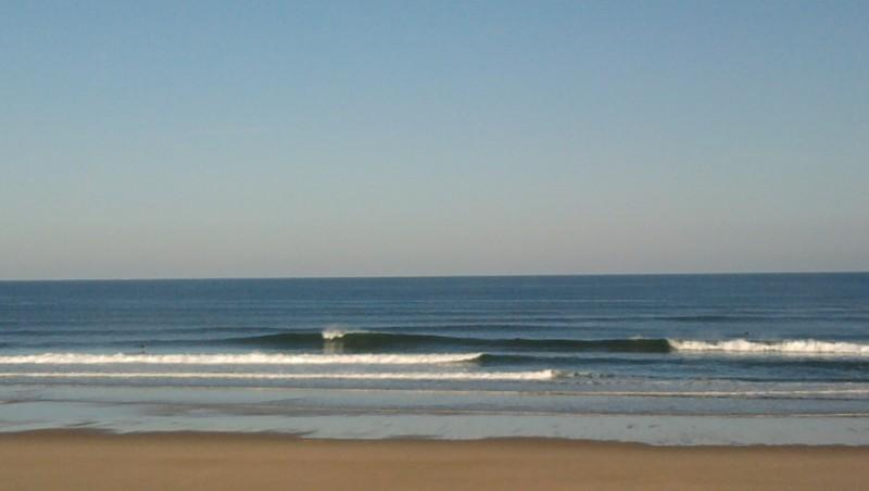 Surf report Lacanau Océan - La Nord - France (33) 2010-06-22 06:00:00