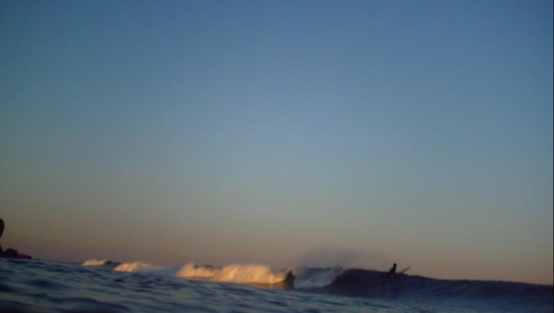 Surf report Lacanau Océan - La Nord - France (33) 2010-06-25 06:00:00