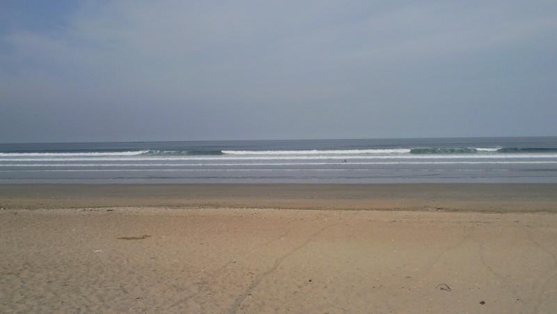 Surf report Penthièvre - France (56) 2010-06-27 12:00:00