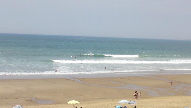 Surf report La Térrière - France (85) 2010-06-27 12:00:00