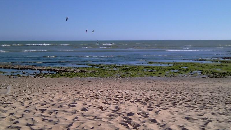 Wind report Le Petit Gouillaud - France (17) 2010-07-04 12:00:00