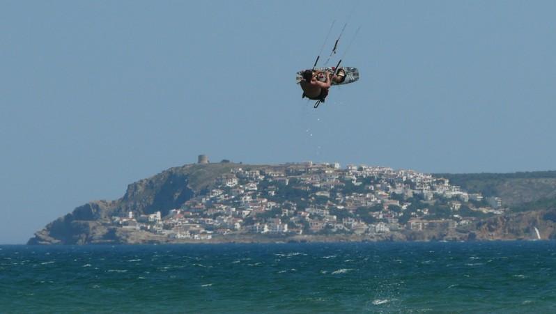 Wind report Roses - La Ballena - Espagne (ES) 2010-07-05 12:00:00