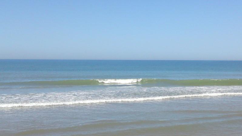 Surf report La Térrière - France (85) 2010-07-07 14:00:00