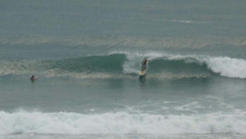 Surf report Lacanau Océan - La Sud - France (33) 2010-07-08 18:00:00